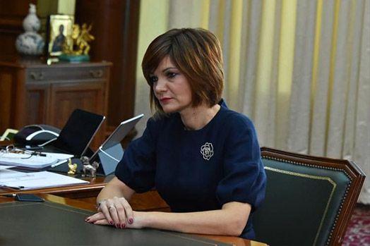 11 января 2017 Губернатор МО обсудил приоритеты работы уполномоченного по правам ребенка Ксении Мишоновой АРДИП