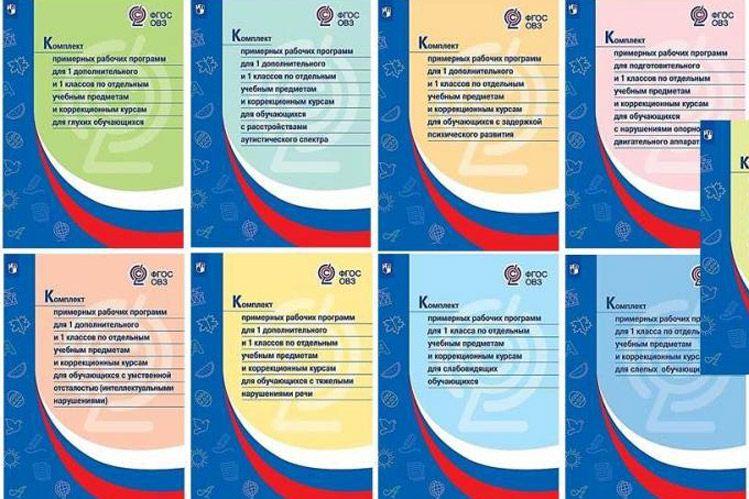 Более 300 рабочих программ «Просвещения» для детей с ОВЗ опубликованы в свободном доступе АРДИП