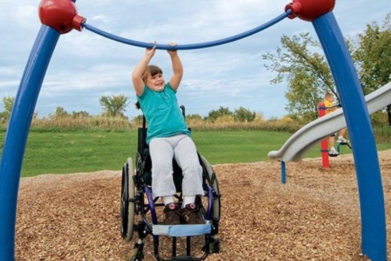 Воркаут для инвалидов Подмосковья АРДИП