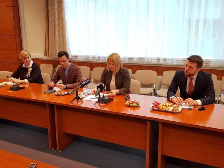 5 марта 2019 г. – на пресс-конференции Минсоцразвития решались вопросы социальной поддержки в Московской области АРДИП