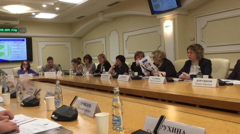 13 марта 2019 г. представители АРДИП приняли участие в работе круглого стола круглого стола «Законодательное регулирование образования детей с ОВЗ» АРДИП