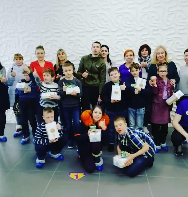 Весенние каникулы для детей АРДИП начались весело! АРДИП