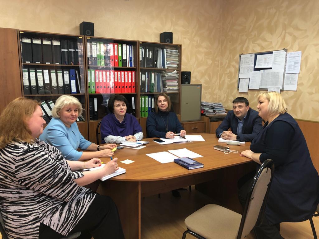 15 апреля представители АРДИП встретились с руководством Управления образования г.о. Люберцы АРДИП