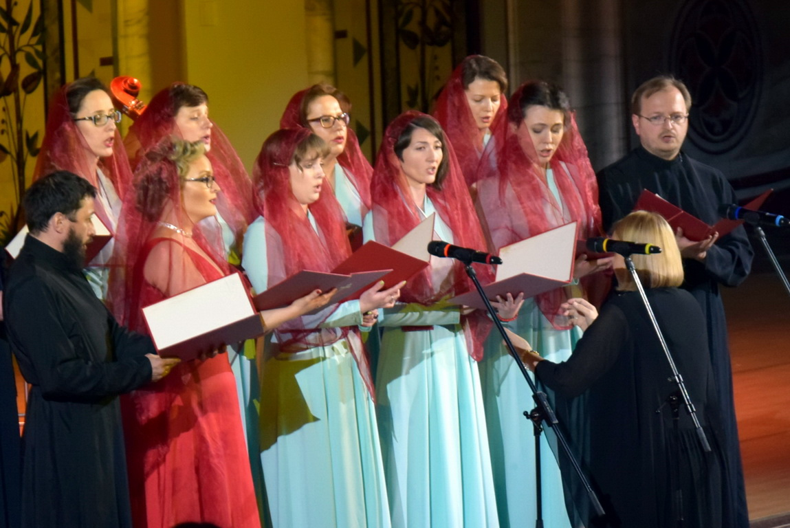Семьи АРДИП побывали на Пасхальном концерте в Храме Христа Спасителя АРДИП