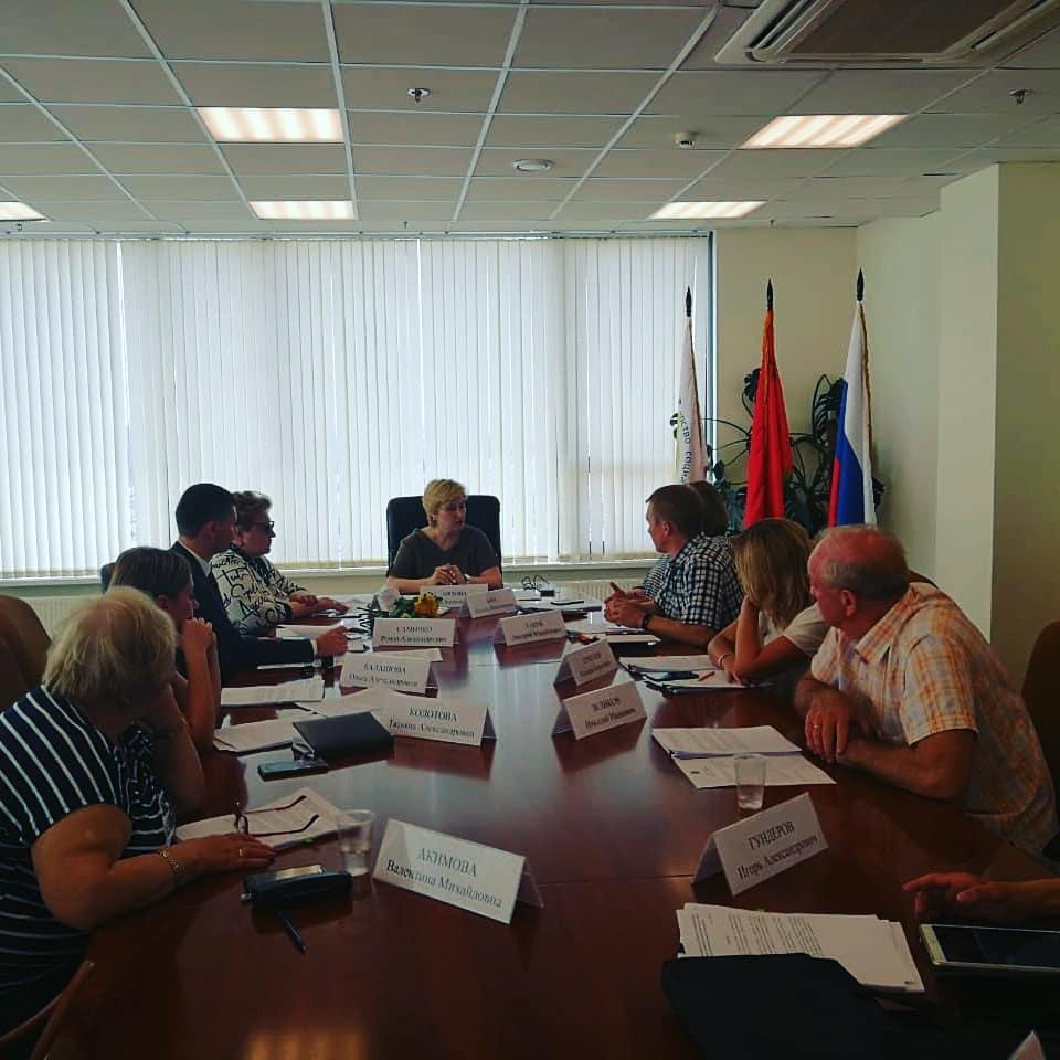 АРДИП принял участие в заседании Общественного совета по проведению независимой оценки качества оказания социальных услуг в учреждениях Московской области АРДИП