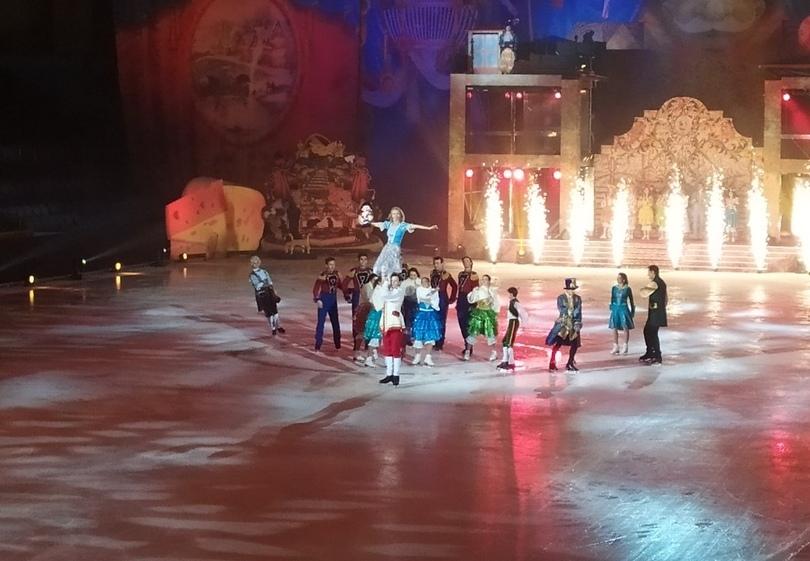 """""""Щелкунчик"""" для семей АРДИП 1 ноября на Ледовой арене г.Мытищи АРДИП"""
