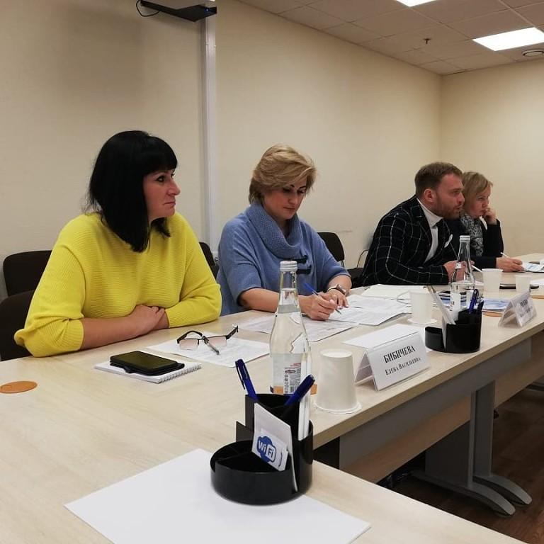 23 декабря 2019 г. состоялся круглый стол с министром спорта Московской области АРДИП